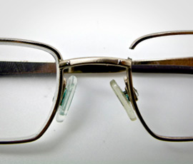 Eyeglass Frame Repair Welding : Glasses Repair - Migitech